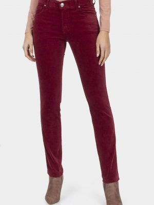 pantalon-skinny-granate-parte-delantera Cotton Brother Espacio Alquimia